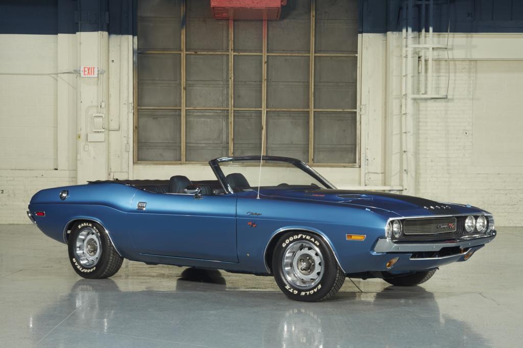 Dodge Challenger TR Cabrio 1970