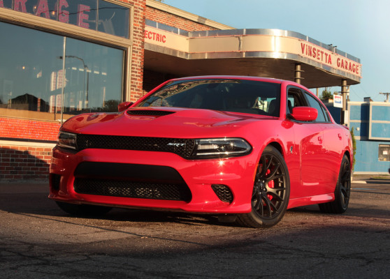 Dodge Charger SRT Hellcat: Die schnellste Limo der Welt