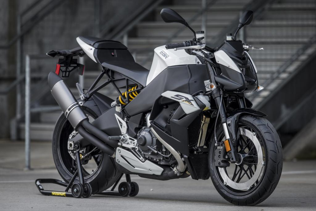 EBR 1190 SX  - Naked Bike mit Supersportler-Genen