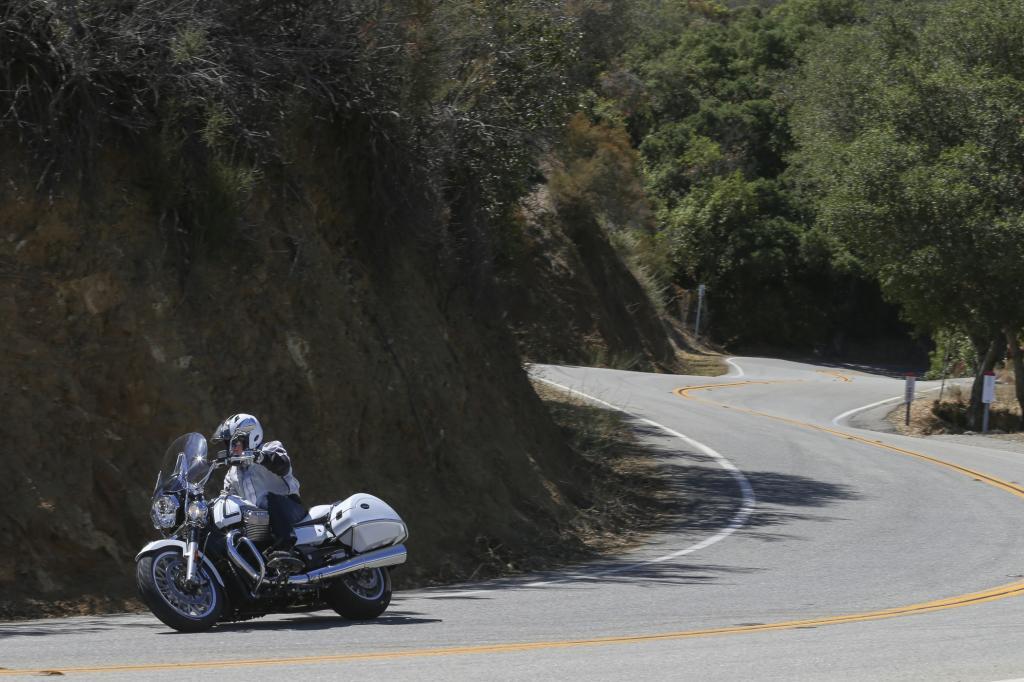 Es ist mehr als 40 Jahre her, dass Moto Guzzi erstmals eine California präsentierte.