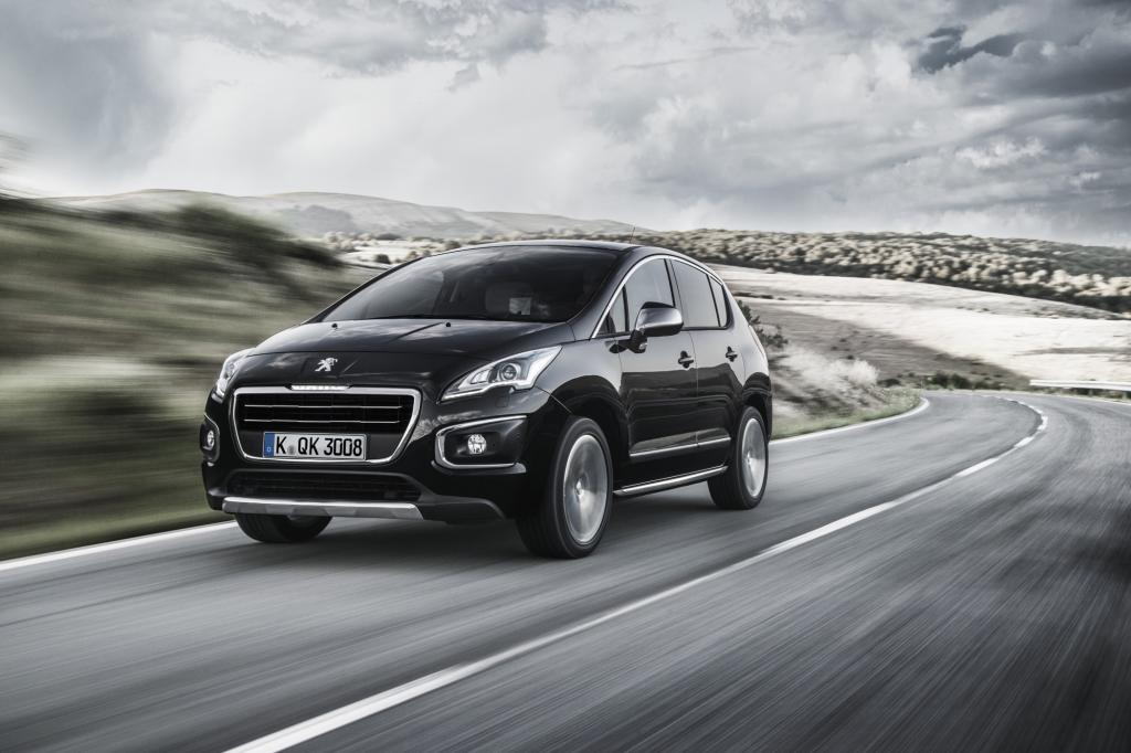 Für den Crossover 3008 sind jetzt zwei neue Diesel-Motorisierungen erhältlich.