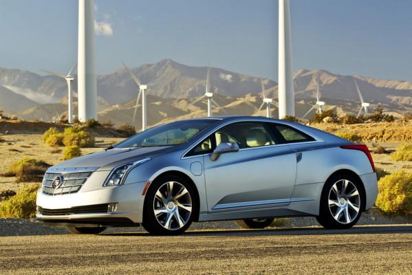 Fahrbericht Cadillac ELR: Raus aus der Öko-Ecke