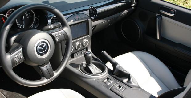 Fahrbericht Mazda MX-5 Roadster: Glücksgefühle