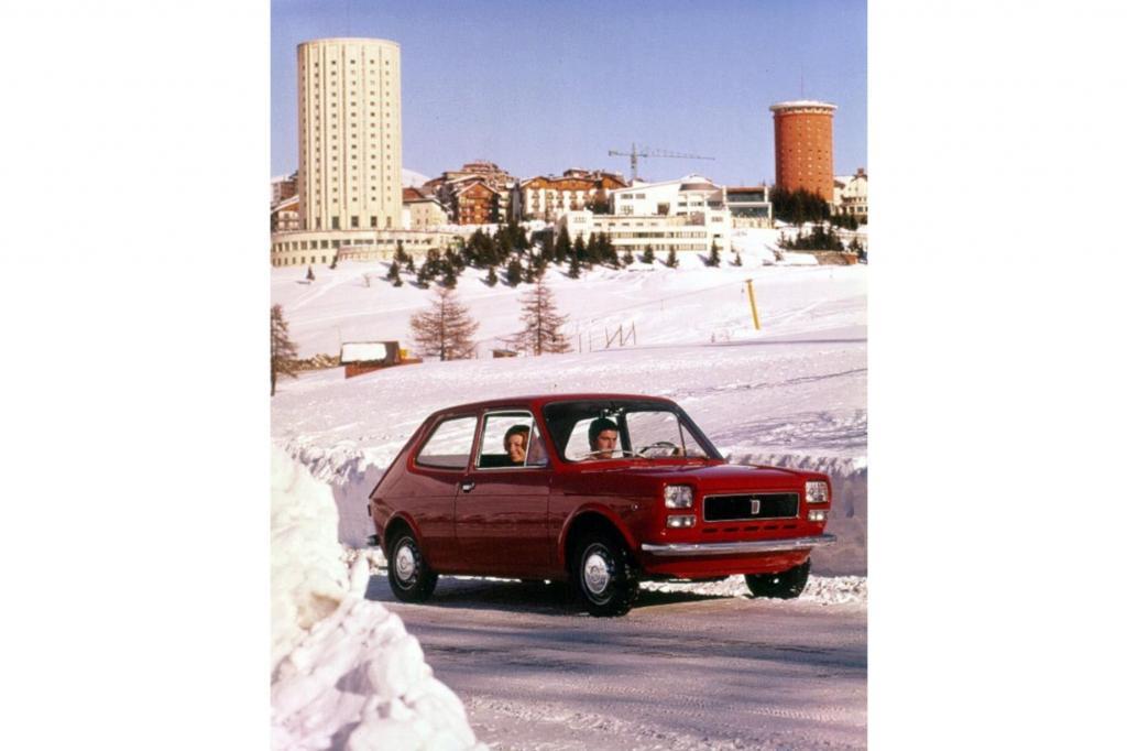 Fiat 127 Normalbenzin