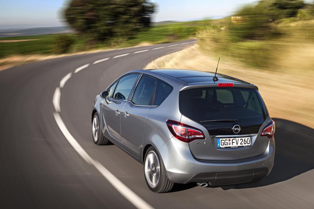 Ford B-Max und Opel Meriva: Das Duell der Motoren