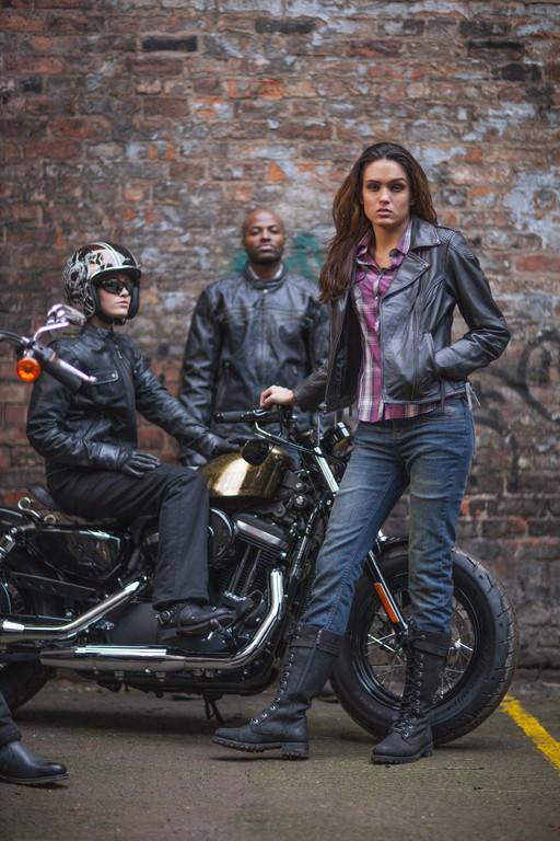 Harley-Davidson präsentiert Riding Jeans