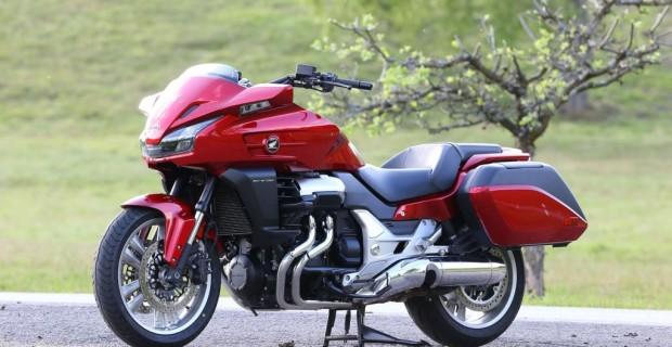 Honda CTX 1300: Individueller Vau-Vier-Cruiser