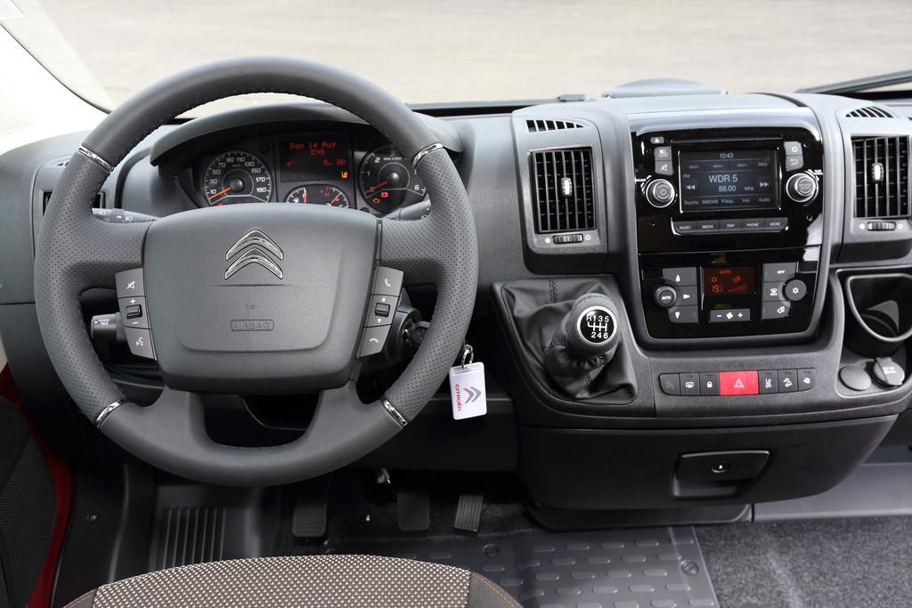 IAA 2014: Citroën zeigt Jumper Kombi