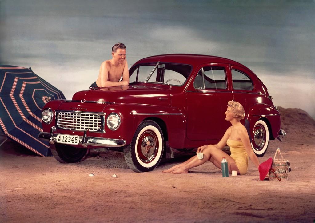 Im Rückspiegel: Der Buckel machte Volvo zum Globalplayer