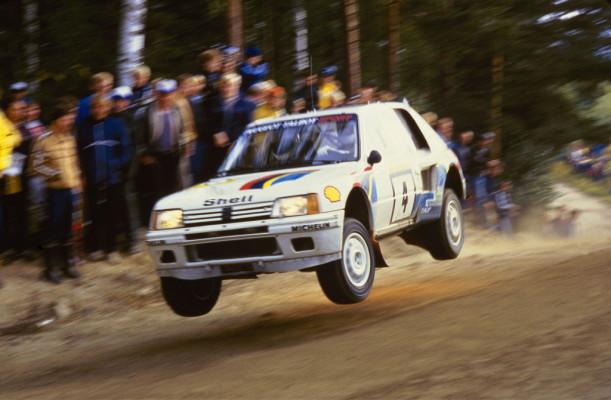 Im Rückspiegel: Der Siegeszug des Peugeot 205 Turbo 16
