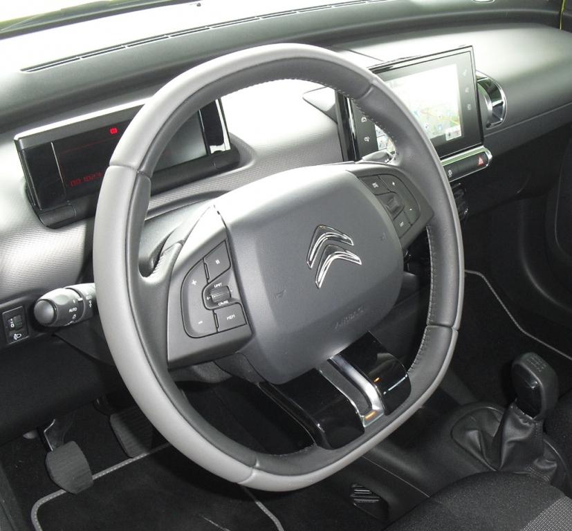 Im coolen Franzosen-Look: Citroën-C4-Cactus- und C1-Neuvorstellung