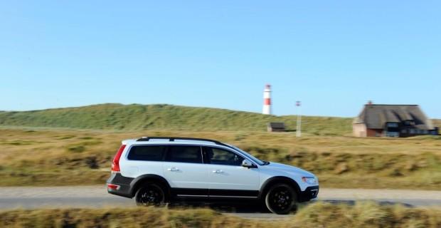 Test: Volvo XC70 D4 - Version Landlust