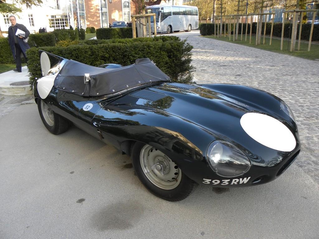 Jaguar sucht den großen Aufschlag in Pebble Beach