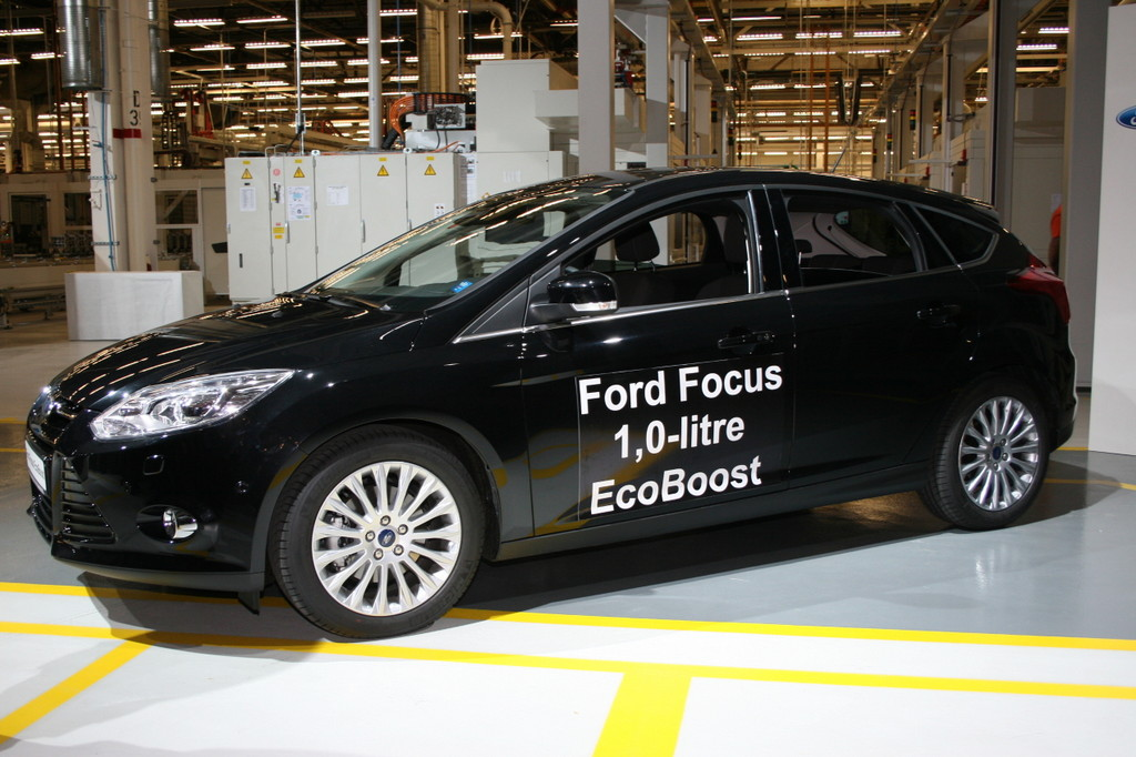 Jeder fünfte Ford fährt mit dem 1,0-Liter-Ecoboost