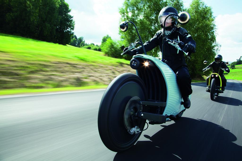 Johammer J1: E-Bike im Tante-Ju-Kleid