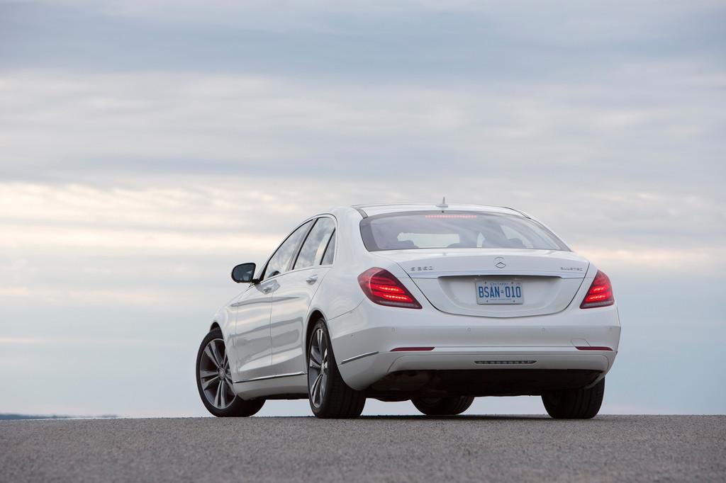Kurztest Mercedes-Benz S-Klasse mit langem Radstand: Villa mobile