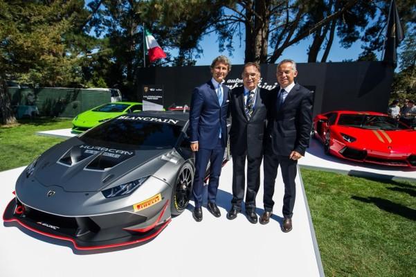 Lamborghini Huracán Super Tofeo: Der macht's sich leicht