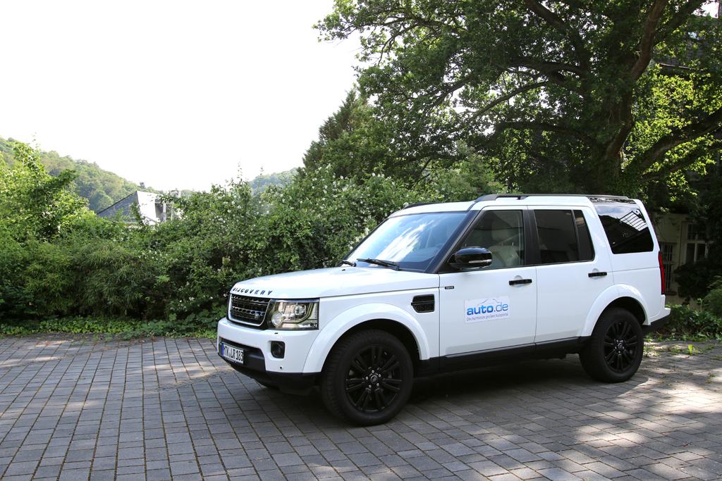 Land Rover Discovery: Die Briten sind gerade dabei, eine neue Discovery-Familie aufzubauen.
