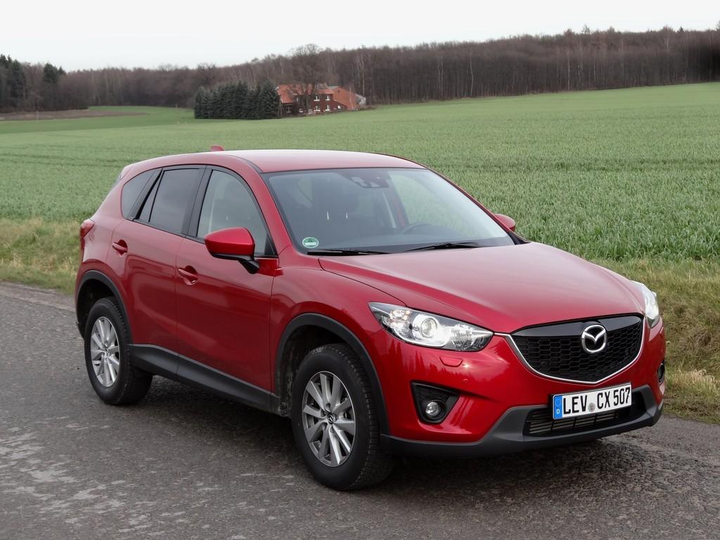Mazda wächst im Privatmarkt