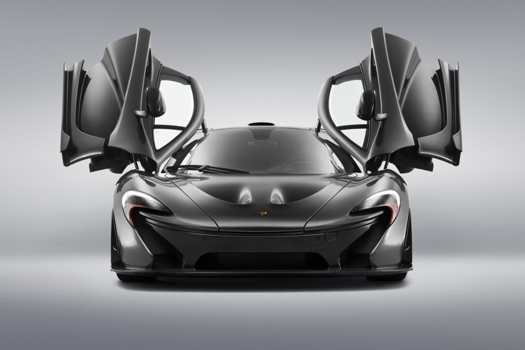 McLaren zeigt maßgeschneiderten Hybrid-Flitzer
