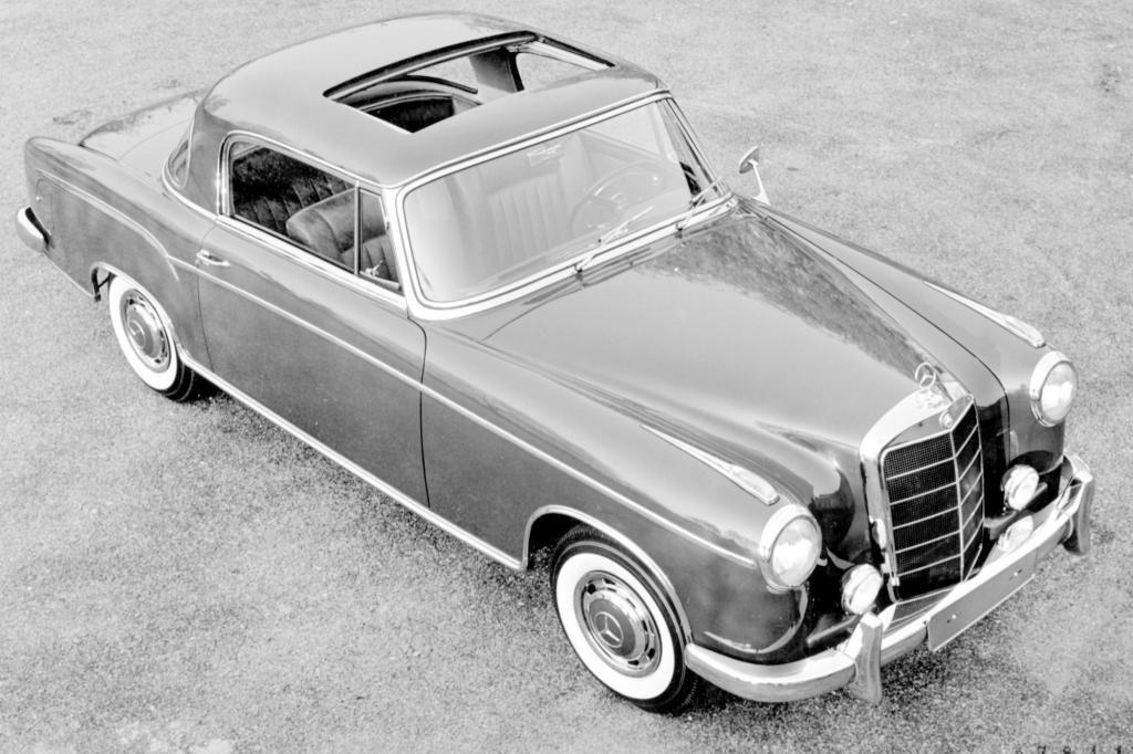 Mercedes-Benz 220 SE Coupe Baureihe W128 Jahr 1958
