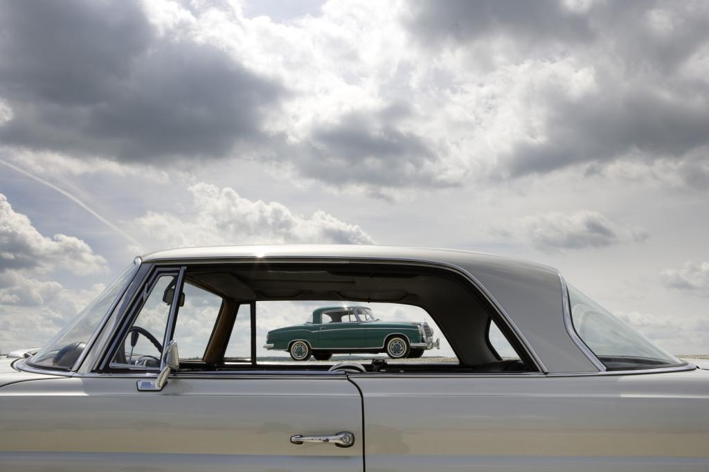 Mercedes-Benz 220 SEb Coupe Baureihe W111 Jahr 1961