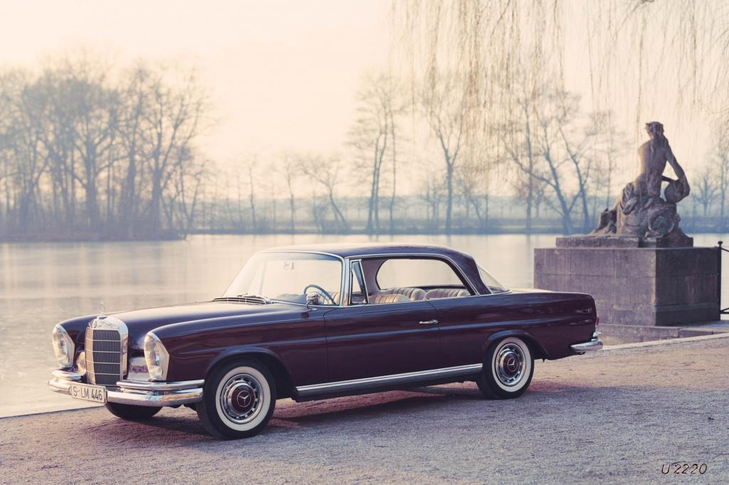 Mercedes-Benz 220 SEb Coupe Baureihe W111 Jahr 1963