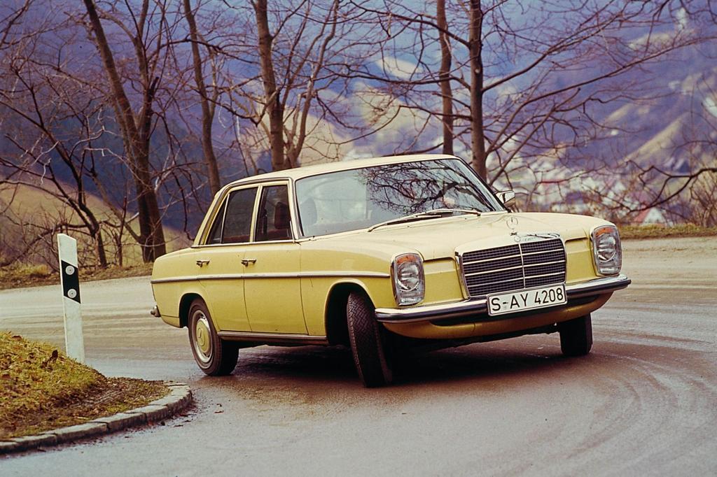 Mercedes Benz 240 D3.0