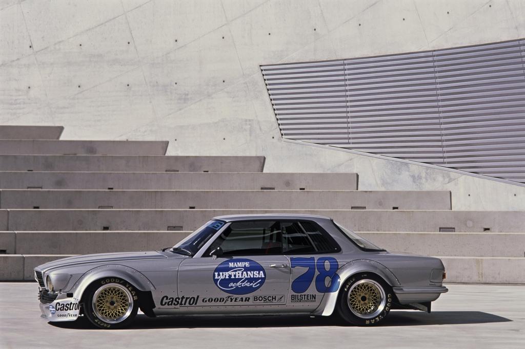 Mercedes-Benz 450 SLC AMG 1980 Gewinner Tourenwagenrennen Nürburgring