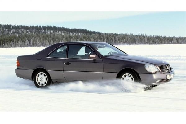 Mercedes-Benz Baureihe C140 ab 1992