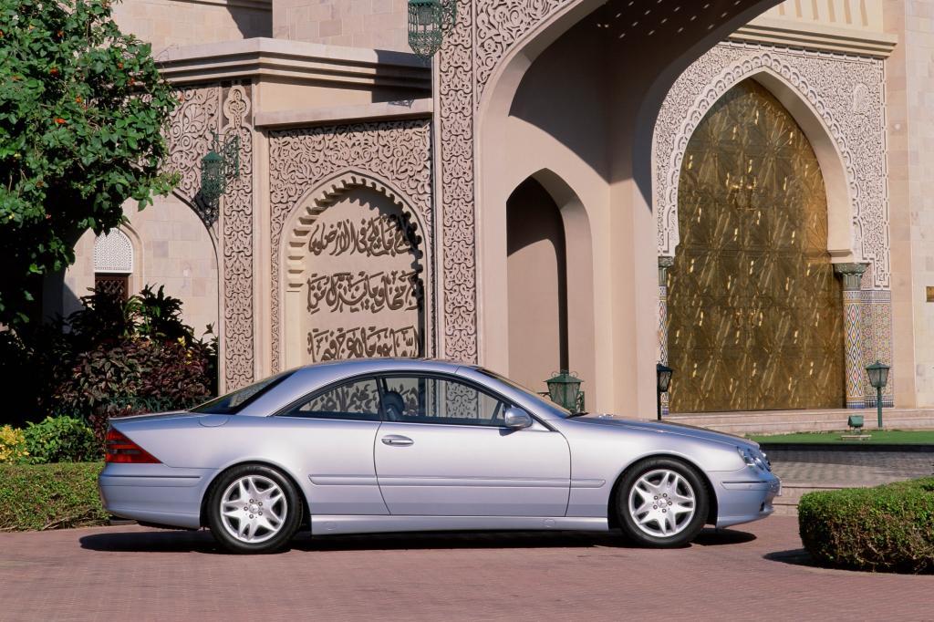 Mercedes-Benz CL Klasse CL500 Baureihe C215 von 1998 bis 2006