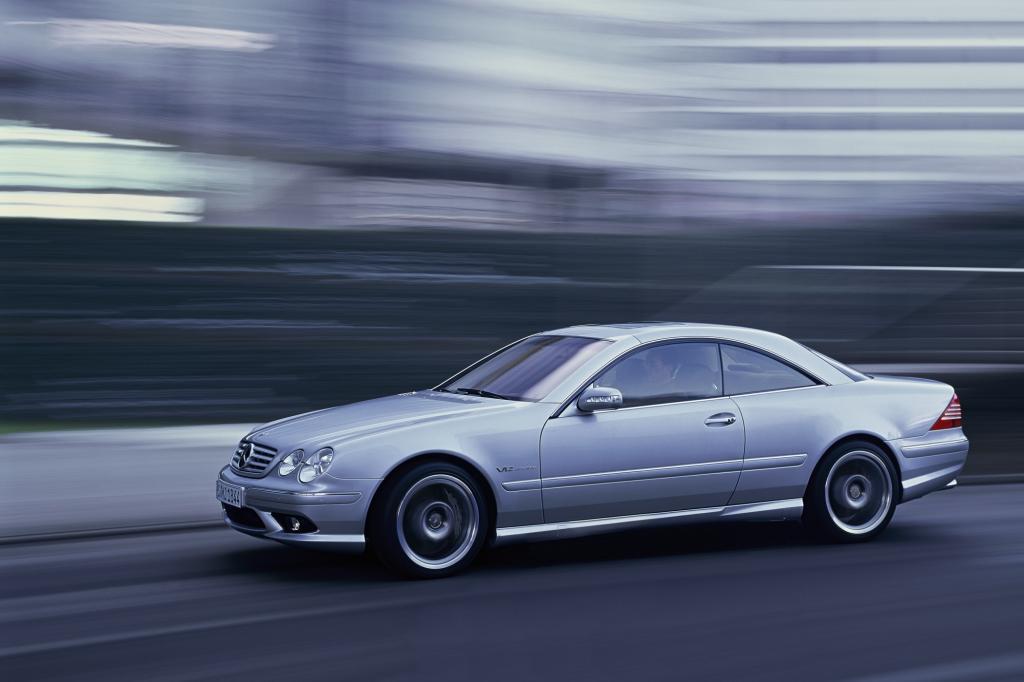Mercedes-Benz CL Klasse CL65AMG Baureihe C215 von 1998 bis 2006