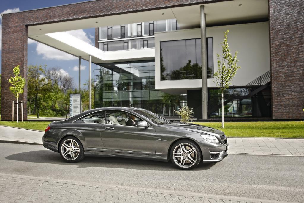 Mercedes-Benz CLKlasse CL63 AMG Baureihe C215 Modell 2010