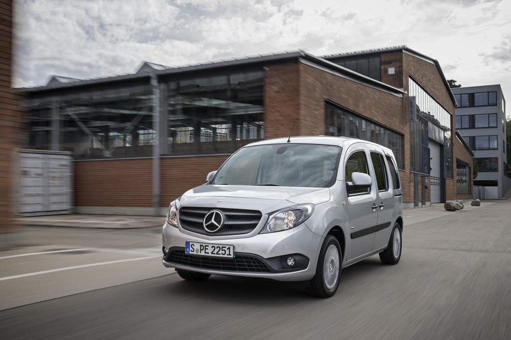 Mercedes-Benz Citan Kombi als Sondermodell