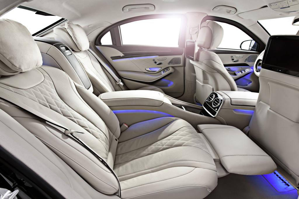 Mercedes-Benz S 600 Guard bietet vollen Schutz ab Werk