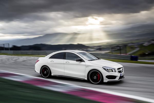 Mercedes-Benz hat über 100 000 CLA verkauft