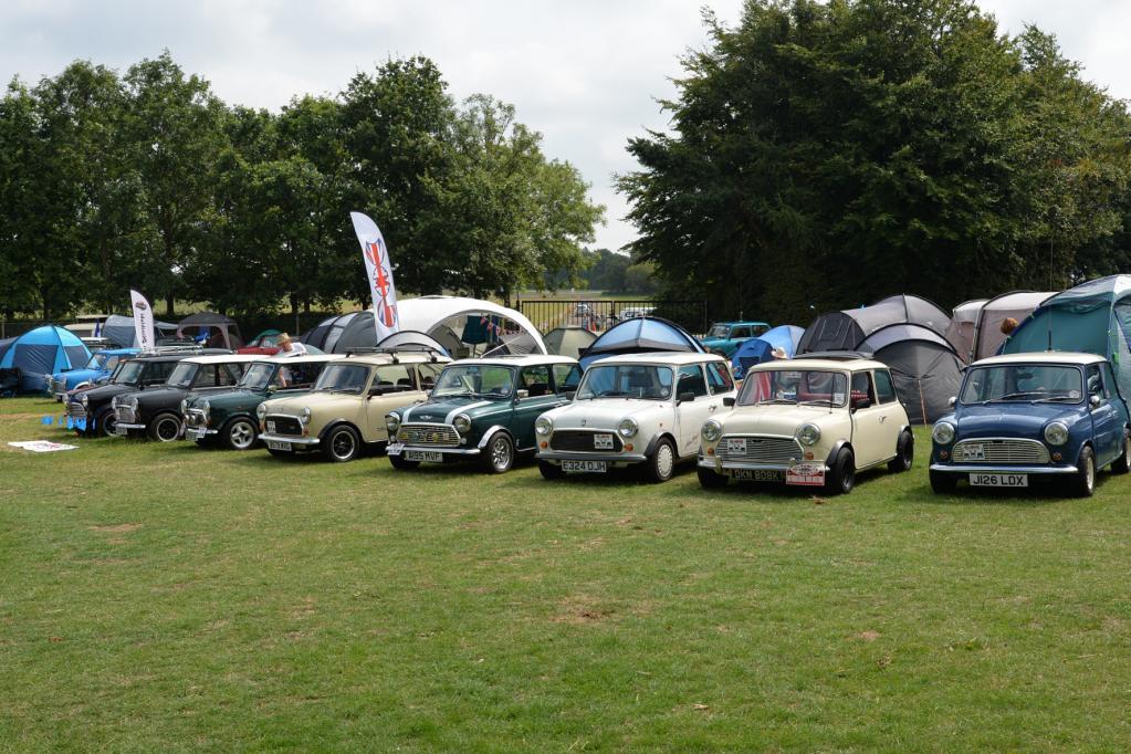 Mini-Party in der Grafschaft Kent