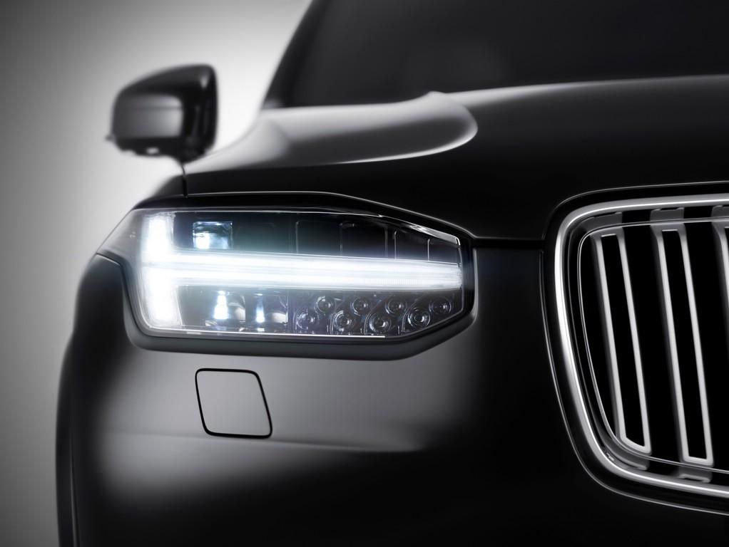 Mit dem Volvo XC90 beginnt Volvo eine neue Aera