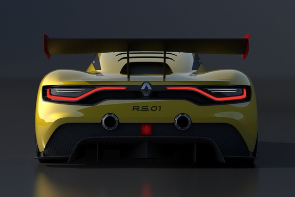 Moskau 2014: Renault stellt neuen GT-Renner vor