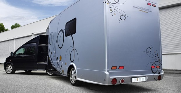 Multimobil MM 7.5: American Way of Camping made in Austria