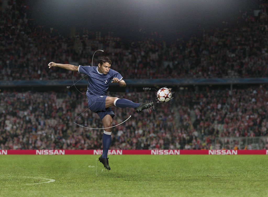 Nissan startet in die Champions League