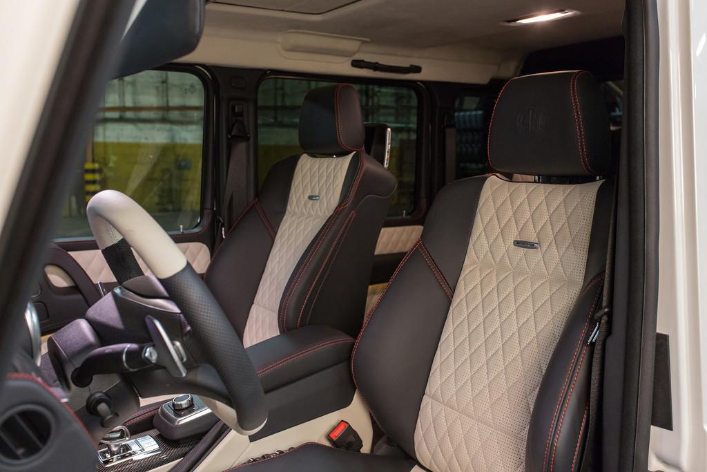 Noch mehr Luxus und Leistung für den Mercedes G63 AMG 6x6