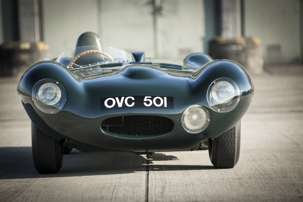 Norman Dewis – ein Mann und seine Autos