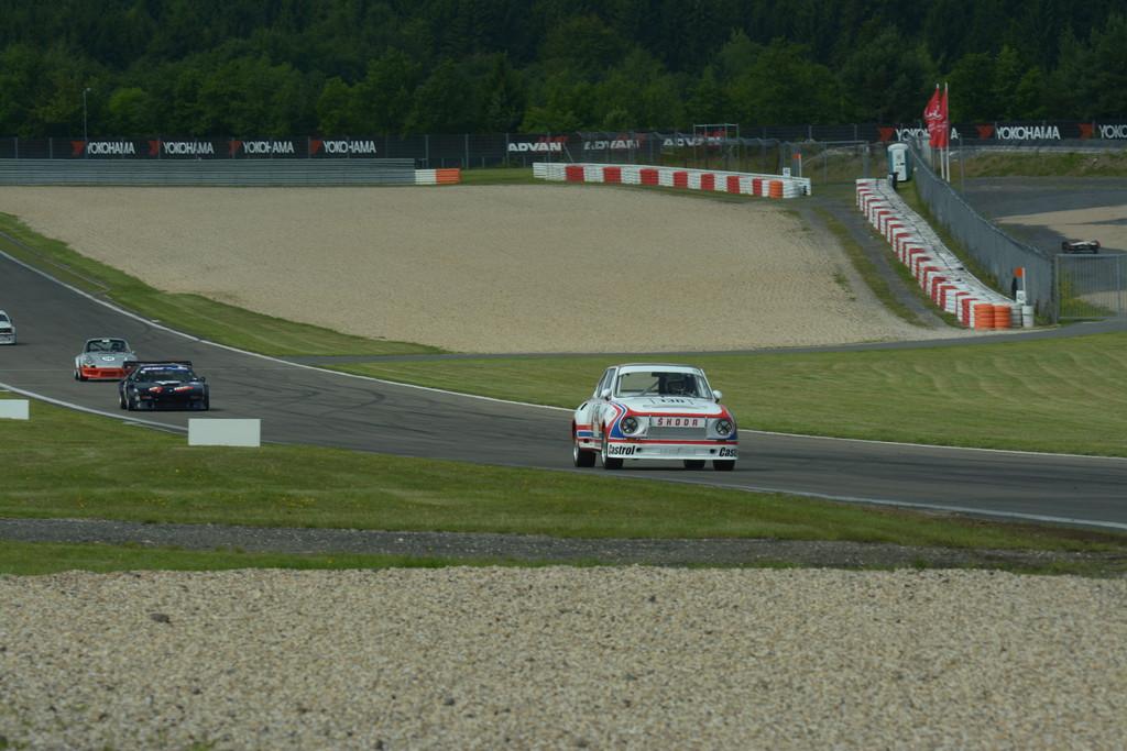 Oldtimer-Grand-Prix: Skoda startet mit dem 130 RS