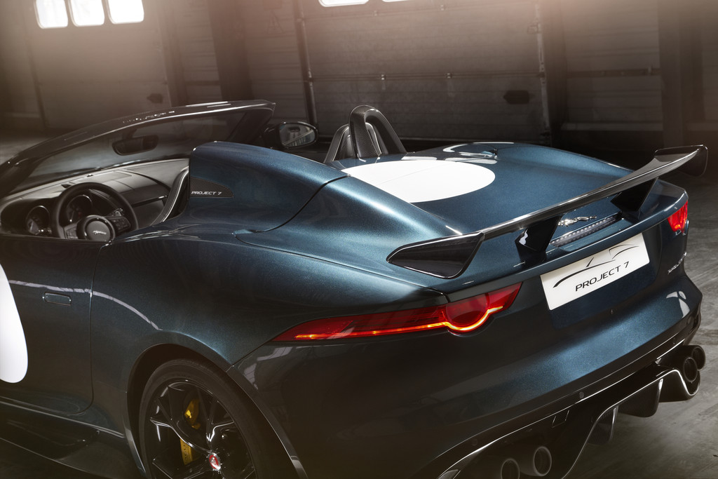 Oldtimer-Grand-Prix: Tradition bringt Spaß – Jaguar Project 7