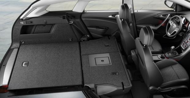 Opel Astra Sports Tourer: Für fast alle und alles: