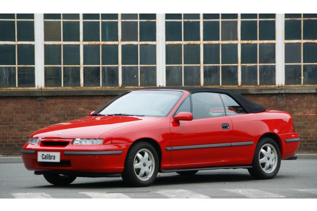 Opel Calibra Prototyp 1992