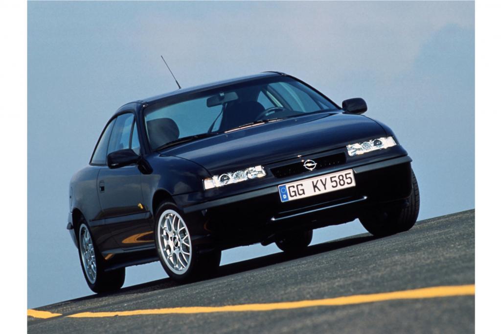 Opel Calibra Sondermodell DTM Edition 1995