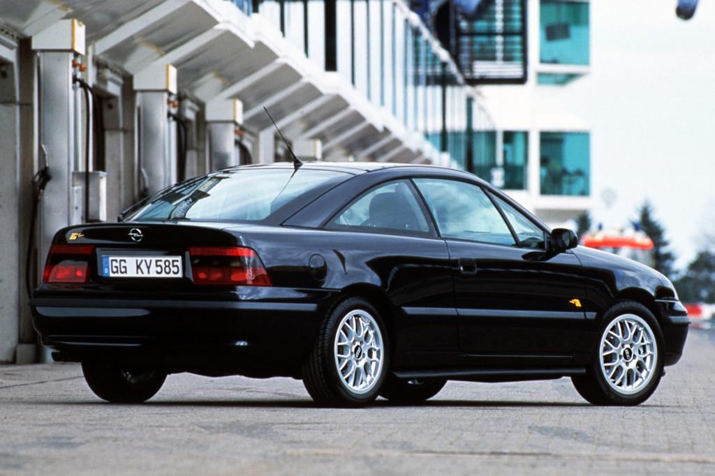 Opel Calibra Sondermodell DTME Edition 1995