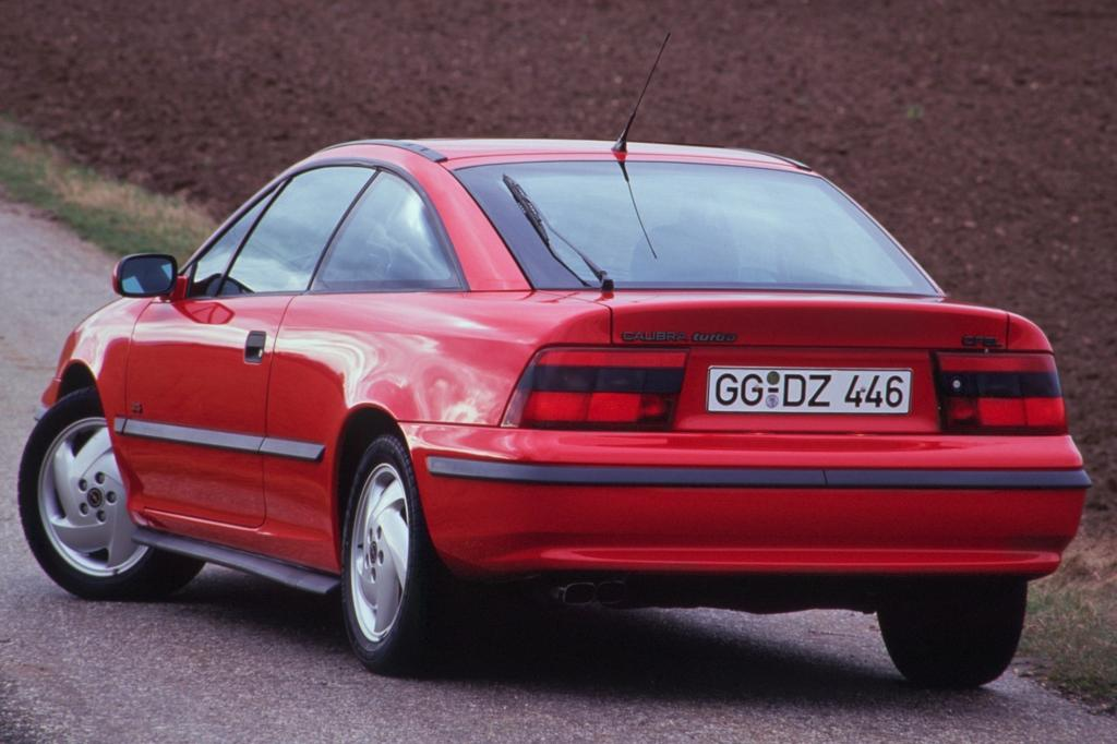 Opel Calibra Turbo 4x4 ab 1992